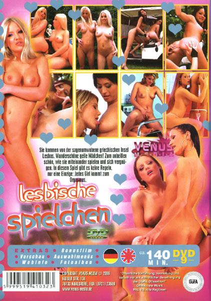 Lesbische Versuchungen 2 DVD