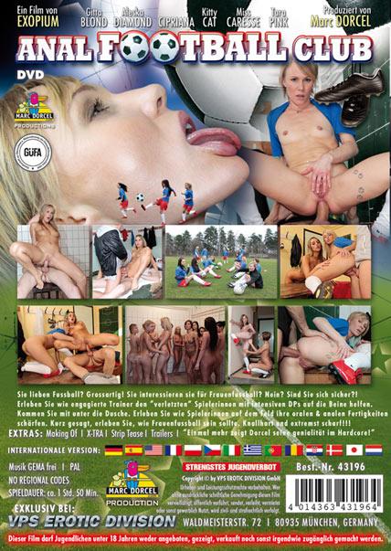 Marc Dorcel, Exopium, Aleska Diamond, Cipriana, Gitta Blond, Kitty Cat, Miss Caresse, Tara Pink, Anal sex, Euro Girls, Feature, female soccer team.