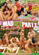 Mad Sex Party - Garden Gangfuck