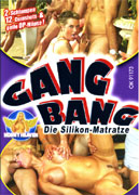 Gang Bang - The silicone mattress