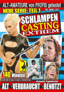 Extreme casting of whores #1