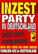 Incest Party in Germany