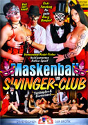 Masked party in swingers club