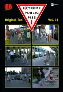 Extreme public piss 31 The movie Picture Front Cover